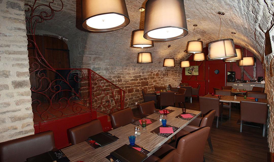 Accueil de Groupe Restaurant Poligny